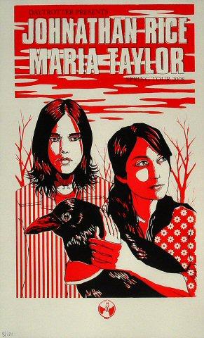 """Johnathan Rice Poster  : 11"""" x 18"""""""