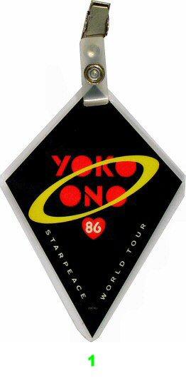 Yoko Ono Laminate  : Laminate 1