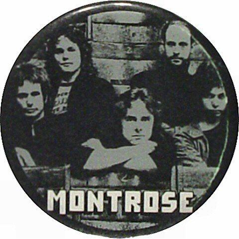 "Montrose Vintage Pin  : 2 1/4"" x 2 1/4"" Pin"