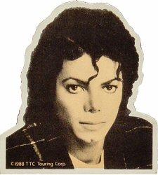 Michael Jackson Magnet  : Magnet