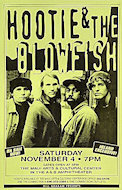Hootie & the Blowfish Poster