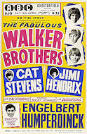 The Walker Brothers Poster