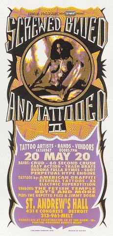 Crud Handbill