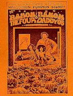 Ramon Ramon and the Four Daddyo'sHandbill