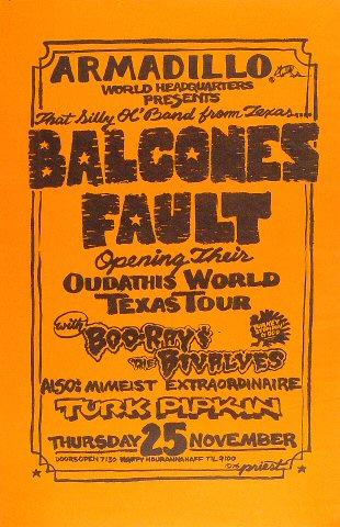 Balcones FaultPoster
