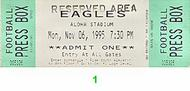 The Eagles1990s Ticket