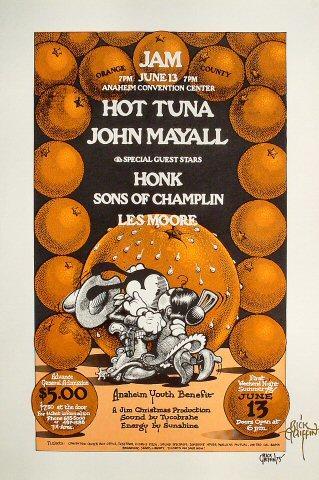 Hot TunaPoster