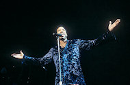 Lionel Richie BG Archives Print