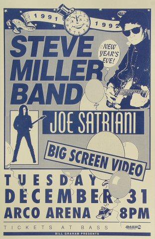 Steve Miller BandPoster