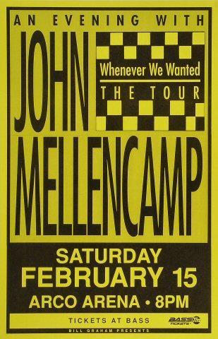 John Mellencamp Poster