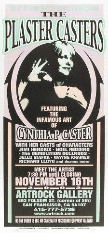 Cynthia Plaster CasterPoster