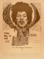 Jimi Hendrix ExperiencePoster