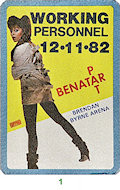 Pat BenatarBackstage Pass