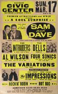 Sam & DavePoster