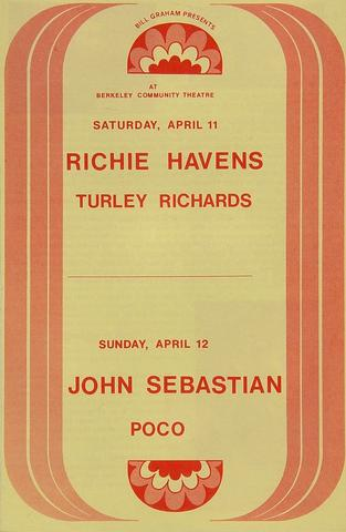 Richie Havens Program
