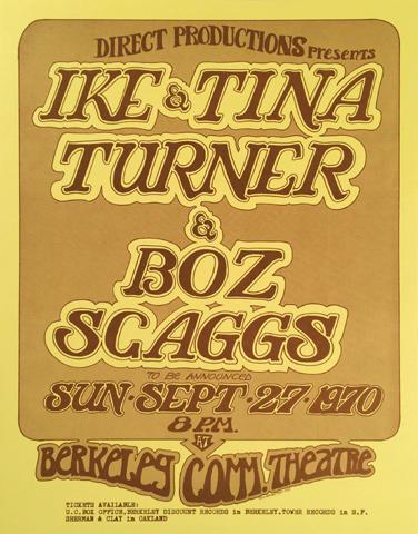 Ike & Tina TurnerPoster