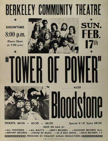 Tower of PowerPoster