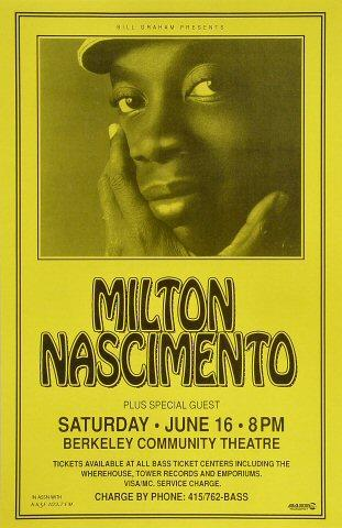 Milton NascimentoPoster