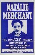 Natalie MerchantPoster
