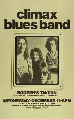 Climax Blues BandPoster