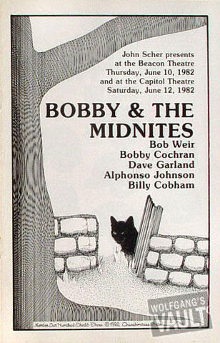 Bobby and The MidnitesProgram