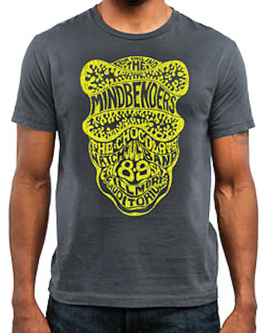 The Mindbenders Men's Retro T-Shirt