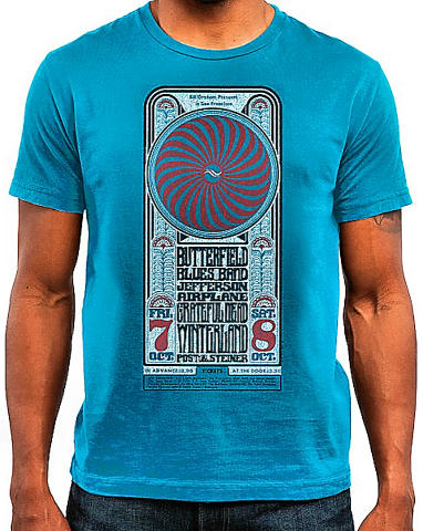 The Paul Butterfield Blues Band Men's T-Shirt