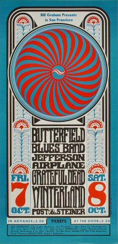 The Paul Butterfield Blues BandPoster