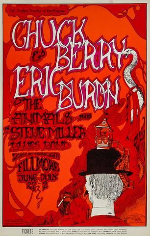 Chuck BerryPoster
