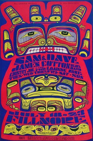 Sam & Dave Poster