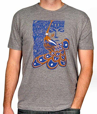 Yardbirds Men's Retro T-Shirt