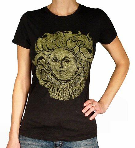 Muddy Waters Women's Retro T-Shirt