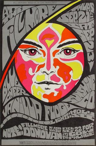 Blue Cheer Poster