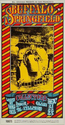 Buffalo SpringfieldPostcard