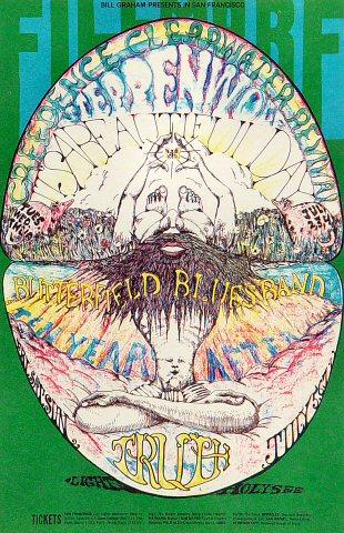 Creedence Clearwater RevivalPostcard