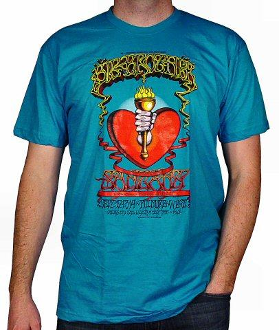 Big Brother and the Holding Company Men's Retro T-Shirt