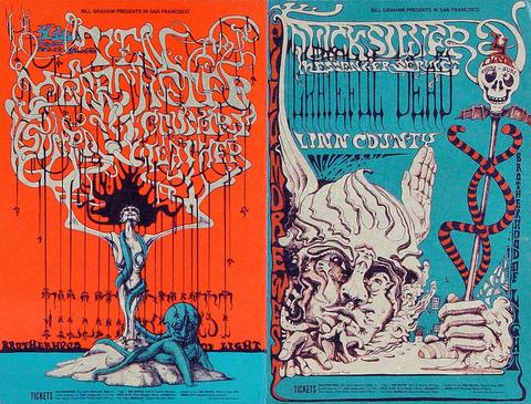 Quicksilver Messenger ServicePostcard
