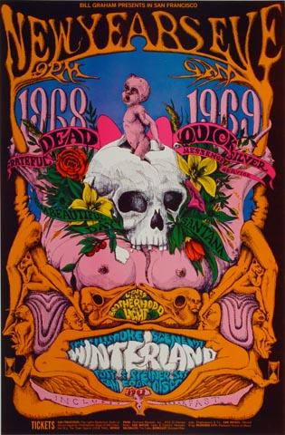 Grateful DeadPostcard