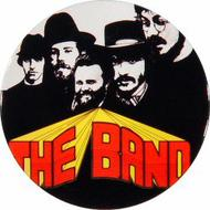 The Band Retro Pin