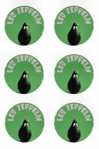 Led Zeppelin Magnet