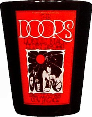 The Doors Shotglass