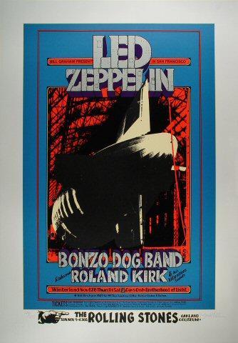 Led ZeppelinSerigraph