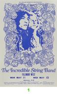 The Incredible String Band1970s Ticket