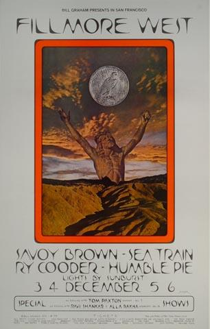 Savoy BrownHandbill