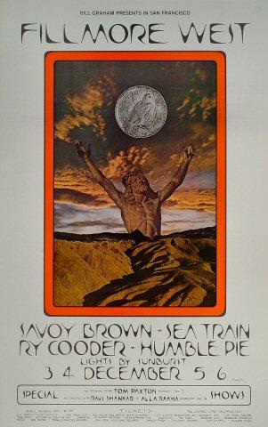 Savoy Brown Poster