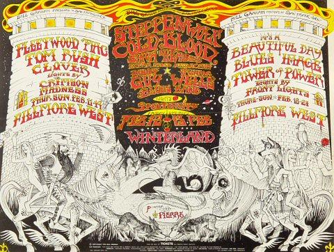 Fleetwood MacPostcard