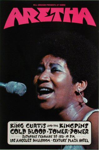Aretha FranklinPoster