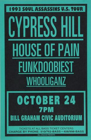 Cypress HillPoster