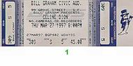 Celine Dion 1990s Ticket