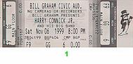 Harry Connick Jr. 1990s Ticket